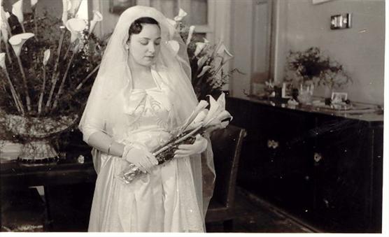 عروس لبنانية يهودية (موقع ILAI MEDIA)
