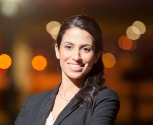 Sapir Taib, San Francisco Program Coordinator