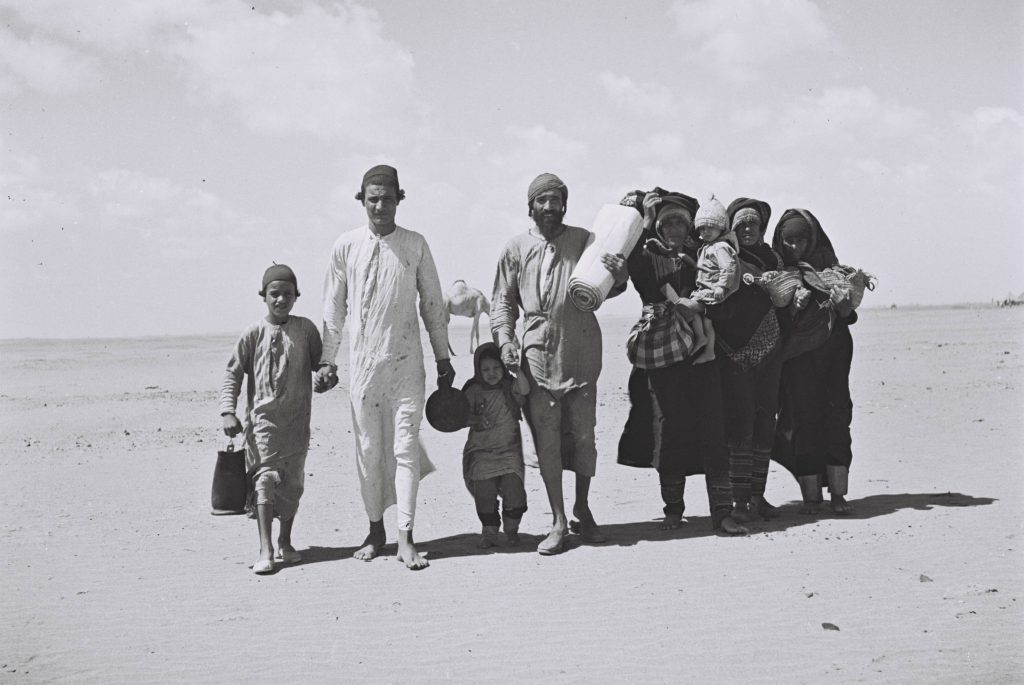 'Deal of the century' must address Jewish refugee issue